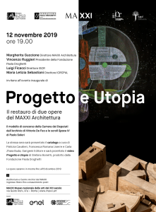20191112_ProgettoeUtopia_invito