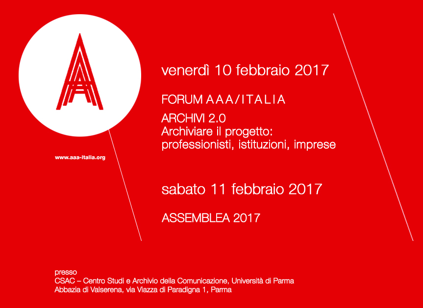 Save the date_Forum_AAA