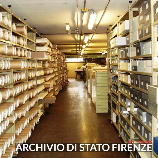 ARCHIVIO DI STATO FIRENZE