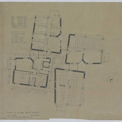 1-Quartiere-Tuscolano-II-pianta-torre-a-stella